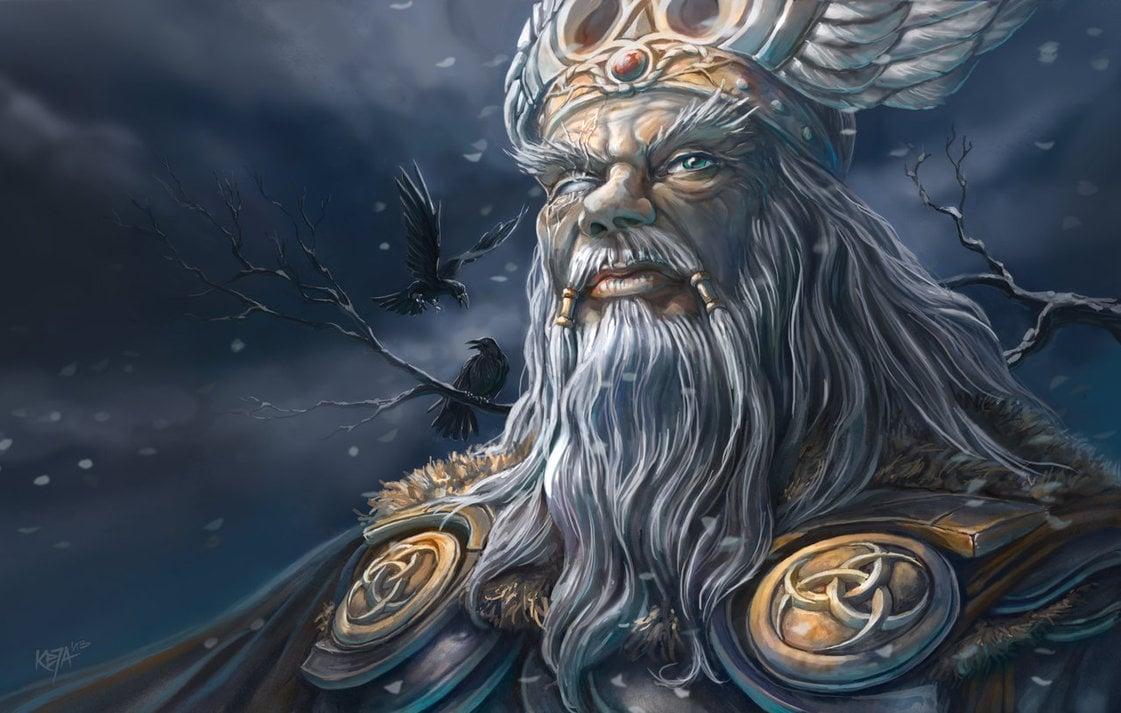44+ Norse Mythology Wallpaper on WallpaperSafari