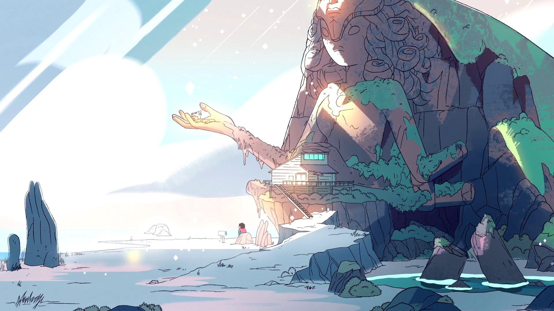 [100+] Steven Universe Wallpapers on WallpaperSafari