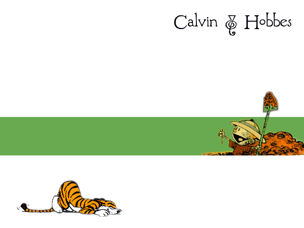 Calvin amp Hobbes Wallpaper and Background 1024x768 ID15481 1024x768
