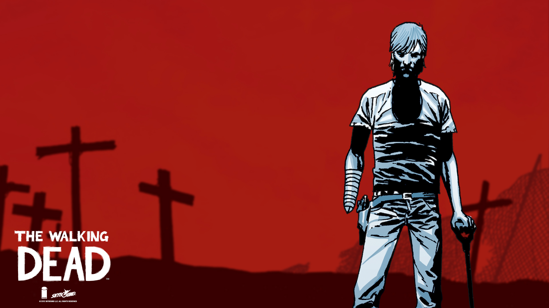 Free Download Displaying 16 Images For Walking Dead Rick Comic