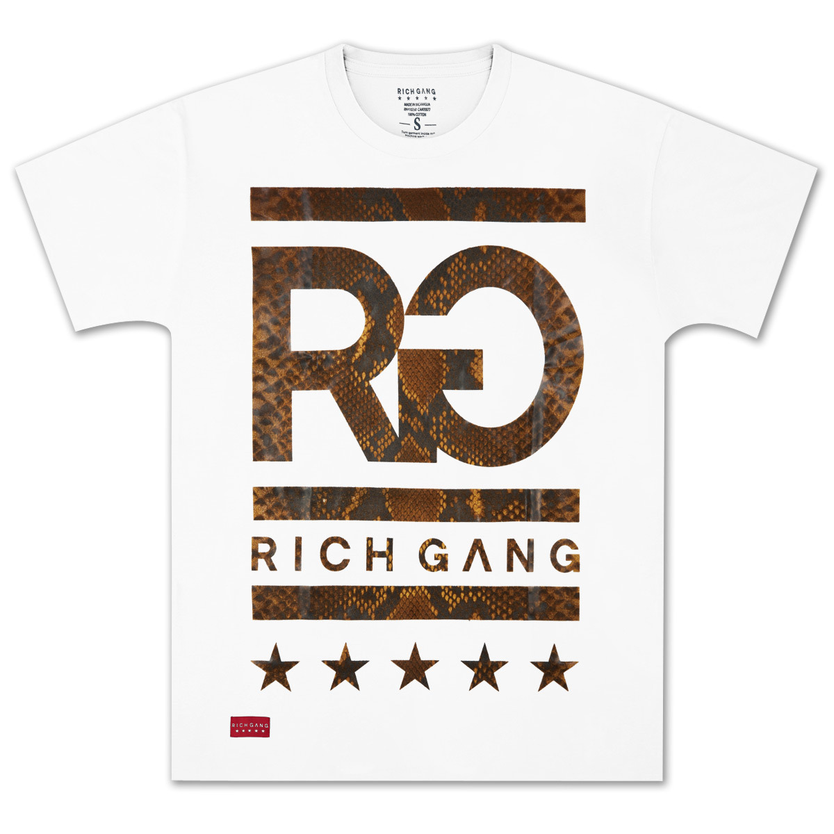 Rich Gang Hats Rich gang rg python t shirt 1200x1200