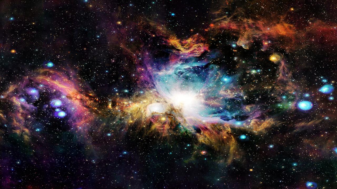 Orion Nebula Wallpaper Orion nebulae 1280x720