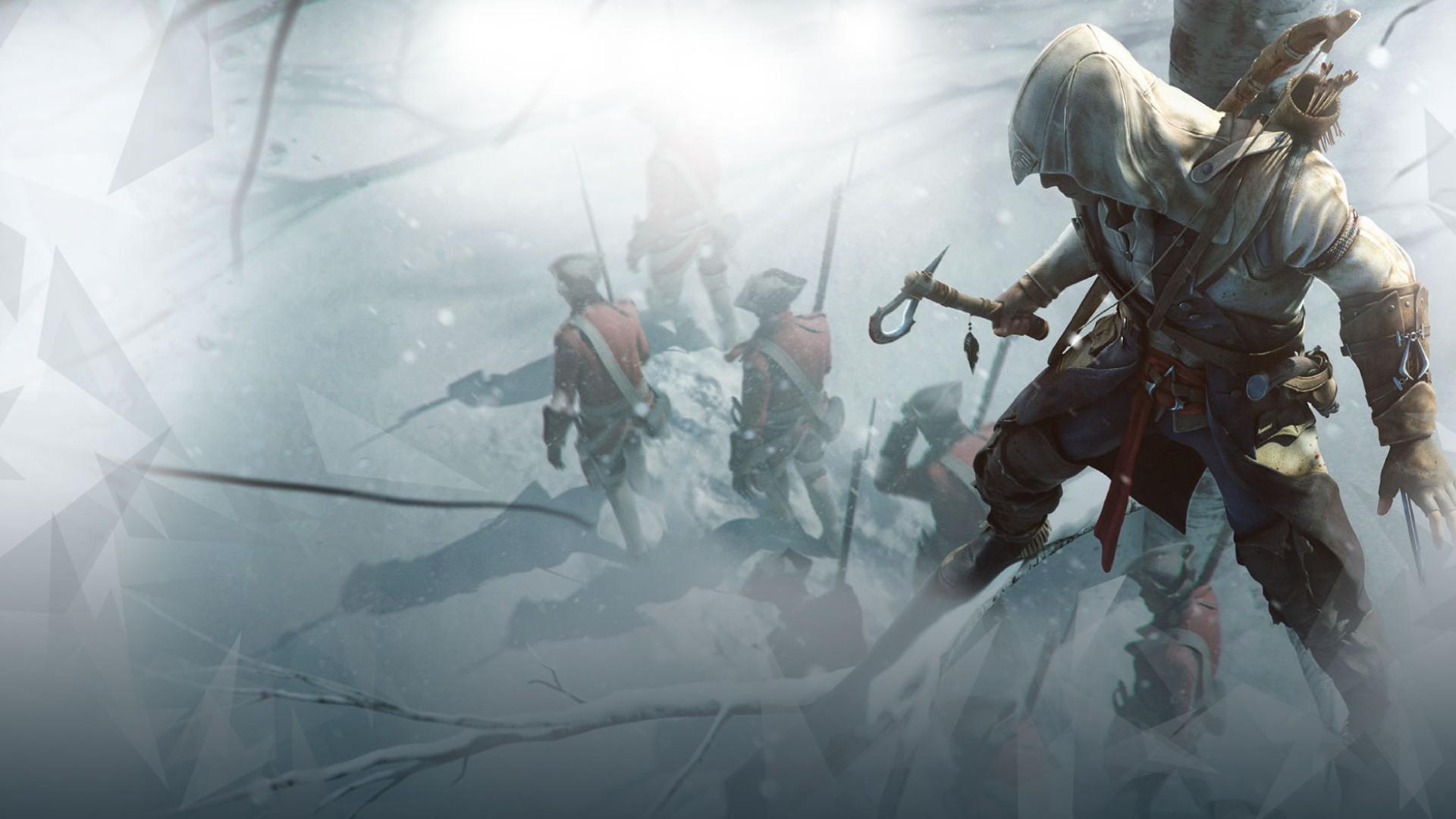 Assassin's Creed 3 HD Wallpaper