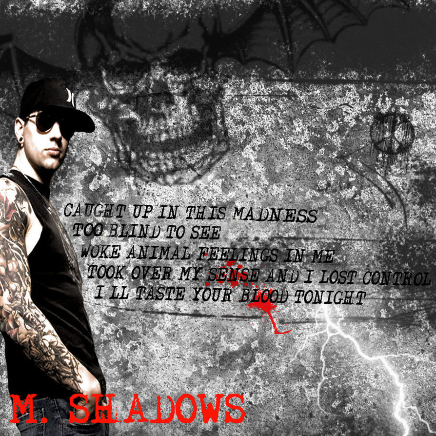 Matt Shadows Wallpaper by xcookie paradex 894x894