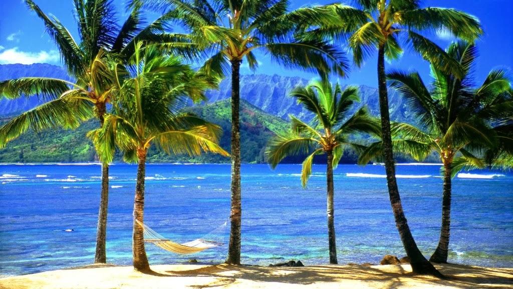 hawaiian island hawaiian islands island island view hawaii 1024x576