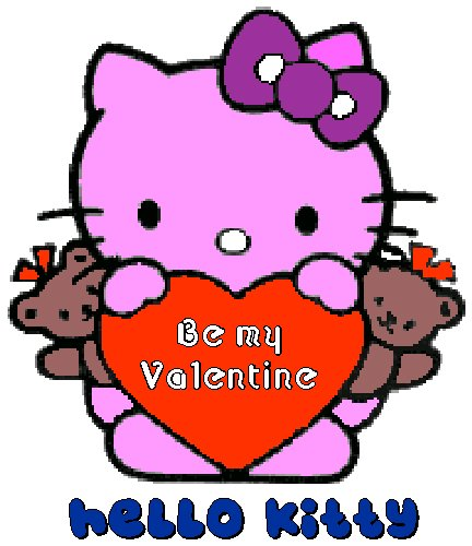 hello kitty ecards image search results 432x500