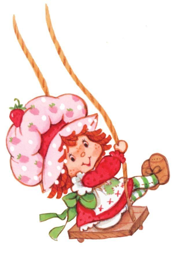 [47+] Vintage Strawberry Shortcake Wallpaper on ... Vintage Strawberry Shortcake Wallpaper