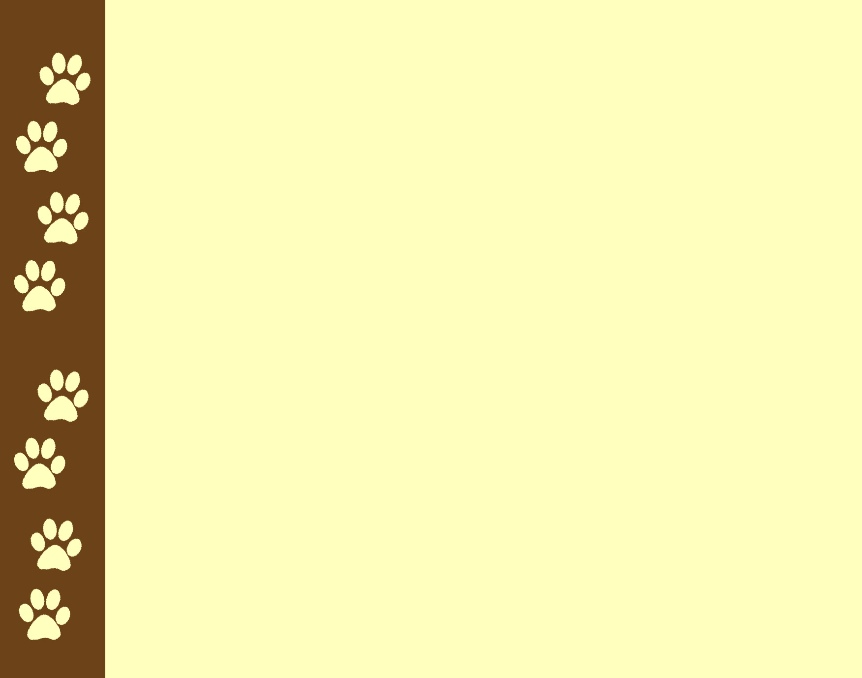 1752x1378px Dog Paw Print Wallpaper - WallpaperSafari