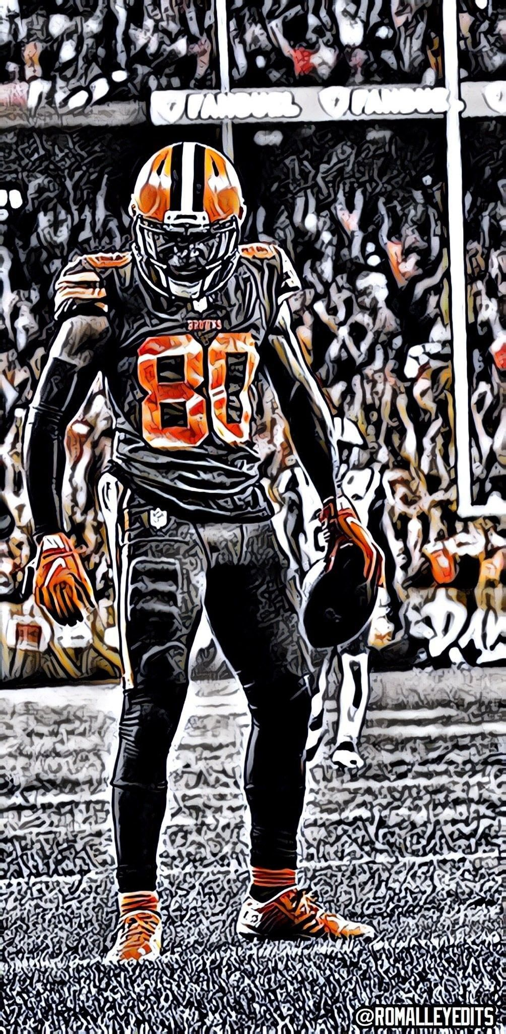 Fresh Cleveland Browns iPhone Wallpaper Cleveland browns 1004x2048
