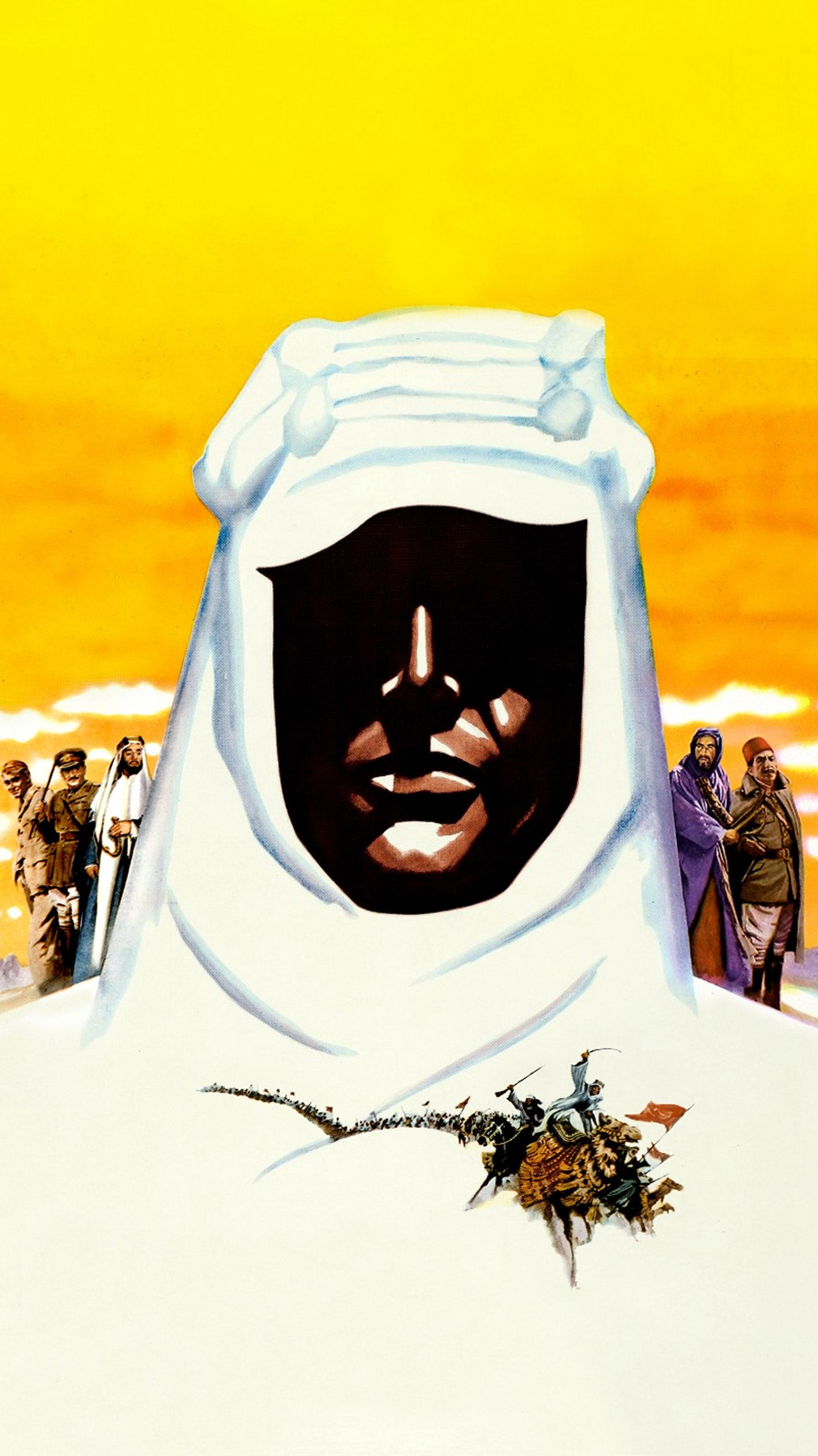 Lawrence of Arabia 1962 Phone Wallpaper Film Lawrence of 1415x2518