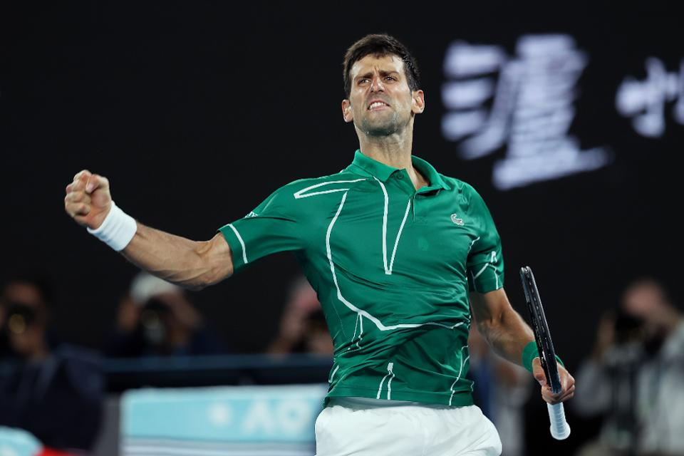 Novak Djokovic Takes Out Roger Federer And Will Play For 17th 960x640