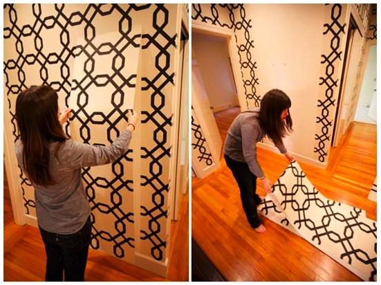 sherwin williams easy change wallpaper Interior Design Porn Pinte 551x412