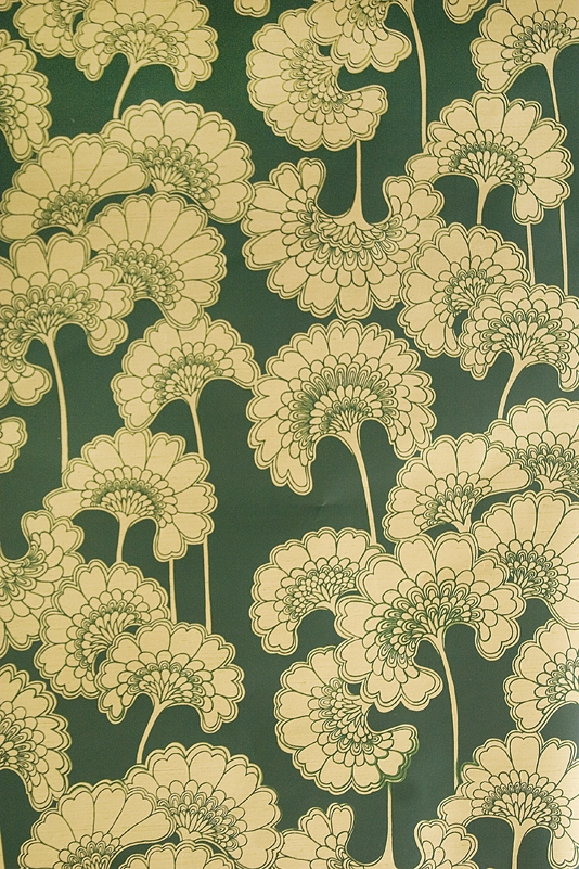 Japanese Floral Wallpaper Striking Japanese Floral Wallpaper in rich 534x801