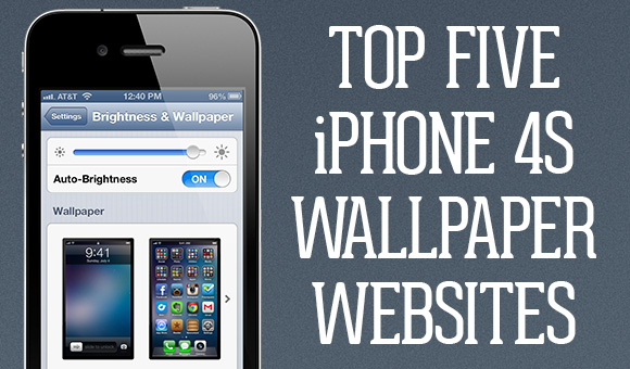 Best Wallpapers For Iphone 4s When you first get a new 580x340