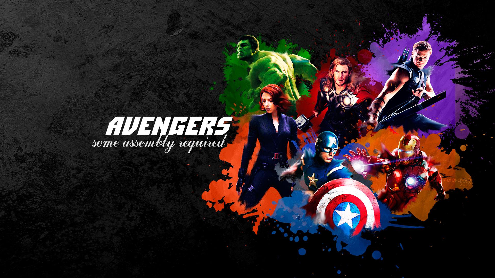 The Avengers   The Avengers Wallpaper 30839585 1920x1080