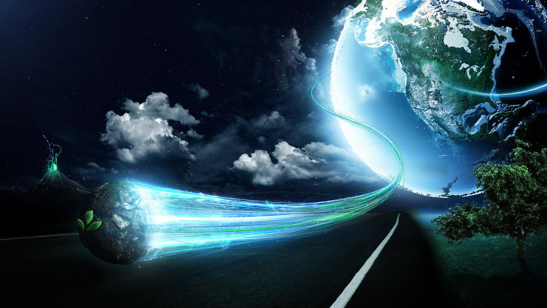 Earth Space Cool Pictures HD Wallpaper of Galaxy   hdwallpaper2013com 1920x1080