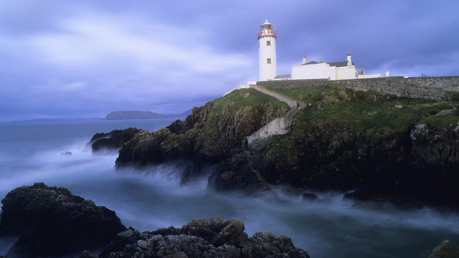 Landscapes head Ireland lighthouses wallpaper 1920x1080 237110 1920x1080