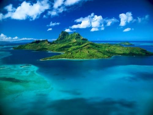 Island Ocean Screensaver Screensavers   Download Island Ocean 500x375