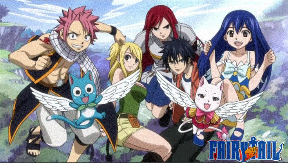 Daftar Lagu Opening Fairy Tail download lagu Coretan Gue 993x561