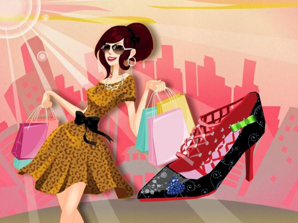 Shopaholic by ChromiaSonicPrime 1024x768