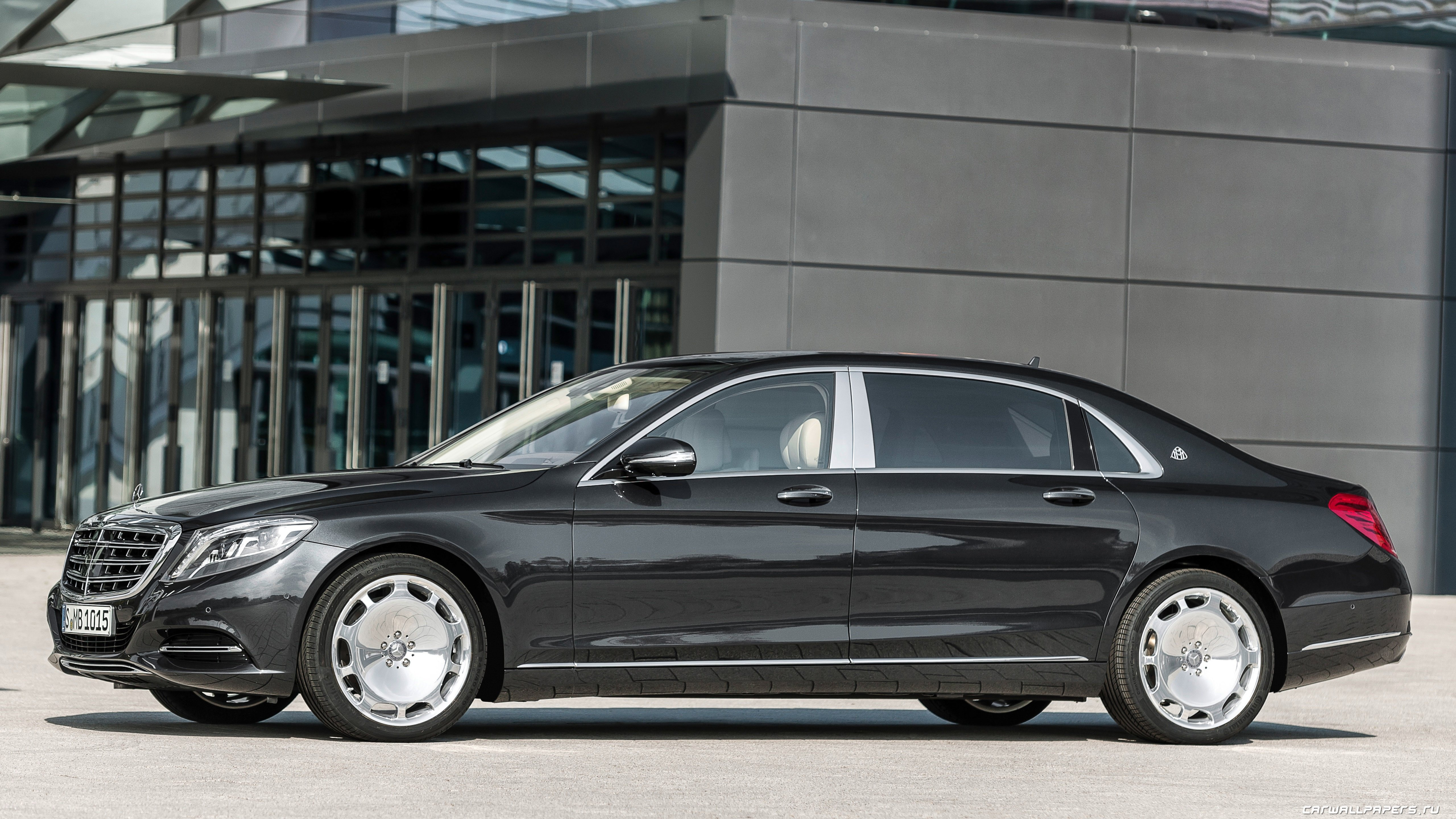 Mercedes Maybach S600 HD wallpapers download 5120x2880