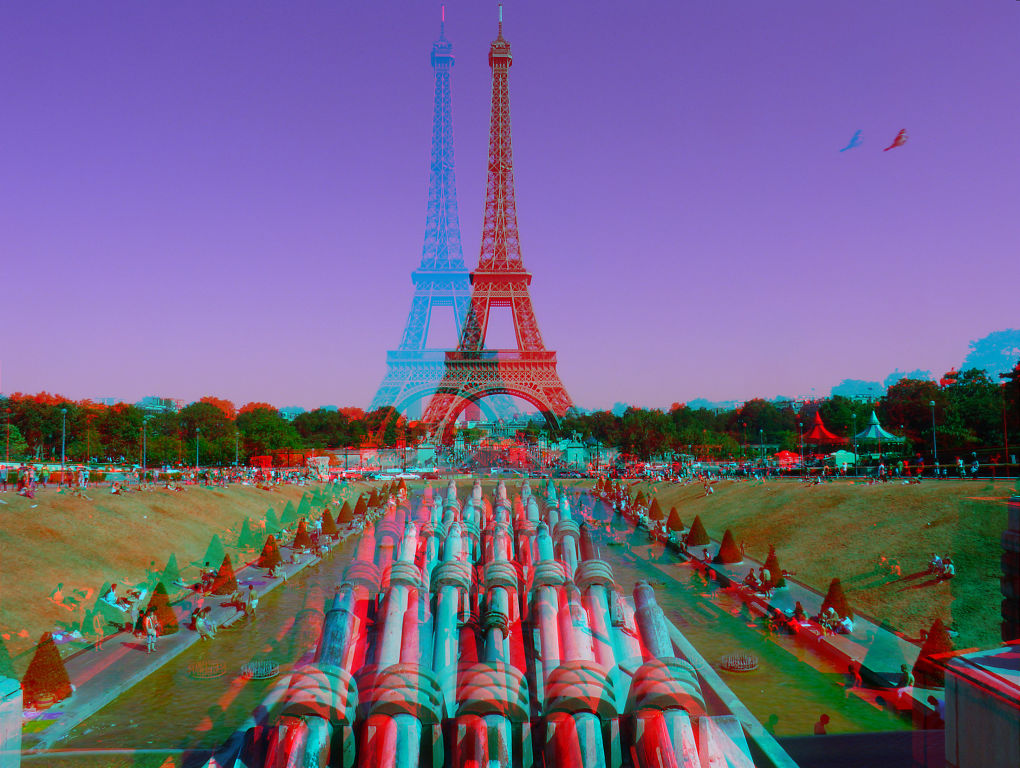 3D Anaglyph Images   Widescreen HD Wallpapers 1020x768