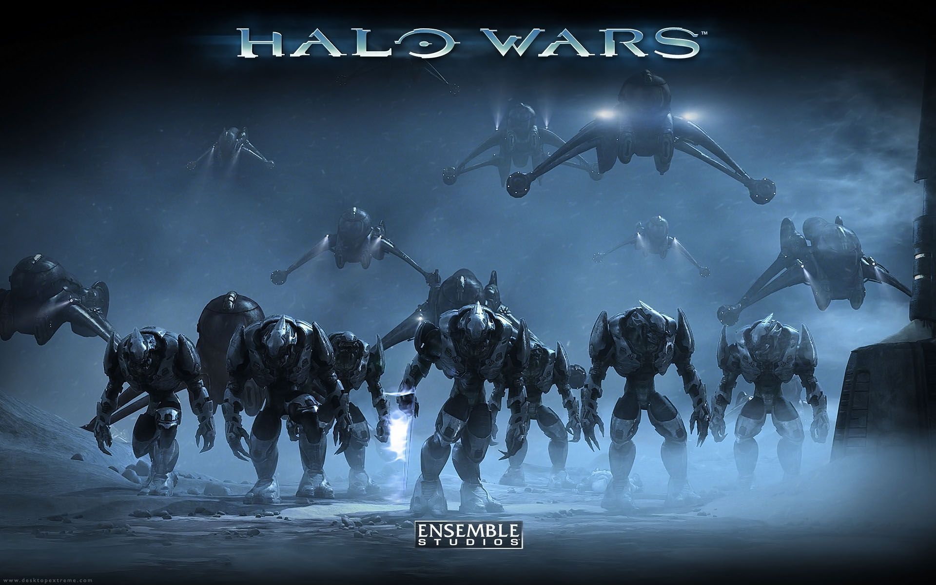 Halo Wars Xbox 360 Game Wallpapers HD Wallpapers 1920x1200