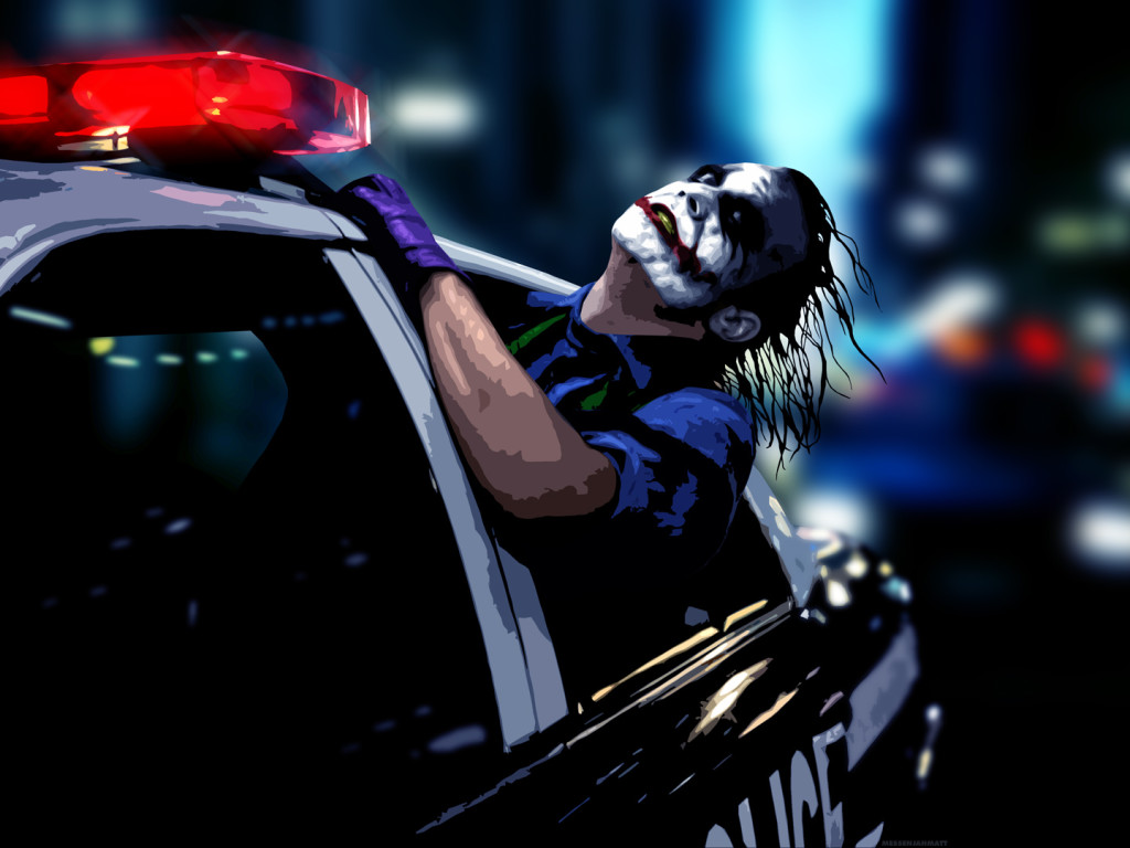 Joker Dark Knight HD Wallpapers 1024x768
