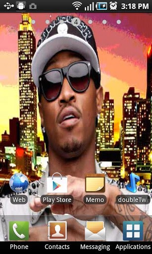 Future Rapper Wallpaper Future is an american rapper 307x512