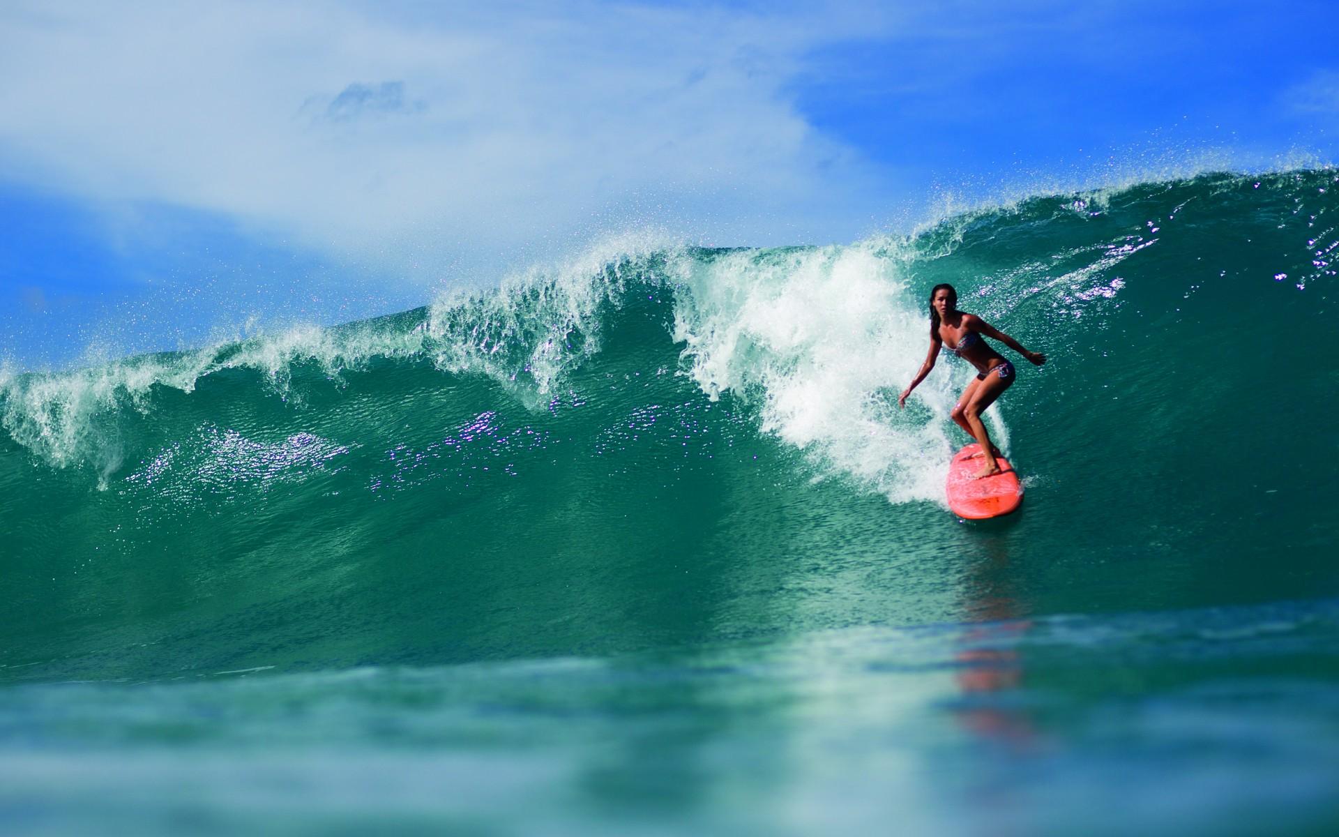 Girls Surfing Wallpaper Wallpapersafari