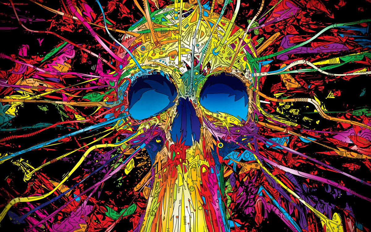 Top 50 Best Psychedelic or Trippy Backgrounds Wallpaper 1200x750