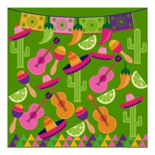 Mexican Fiesta Wallpaper Wallpapersafari