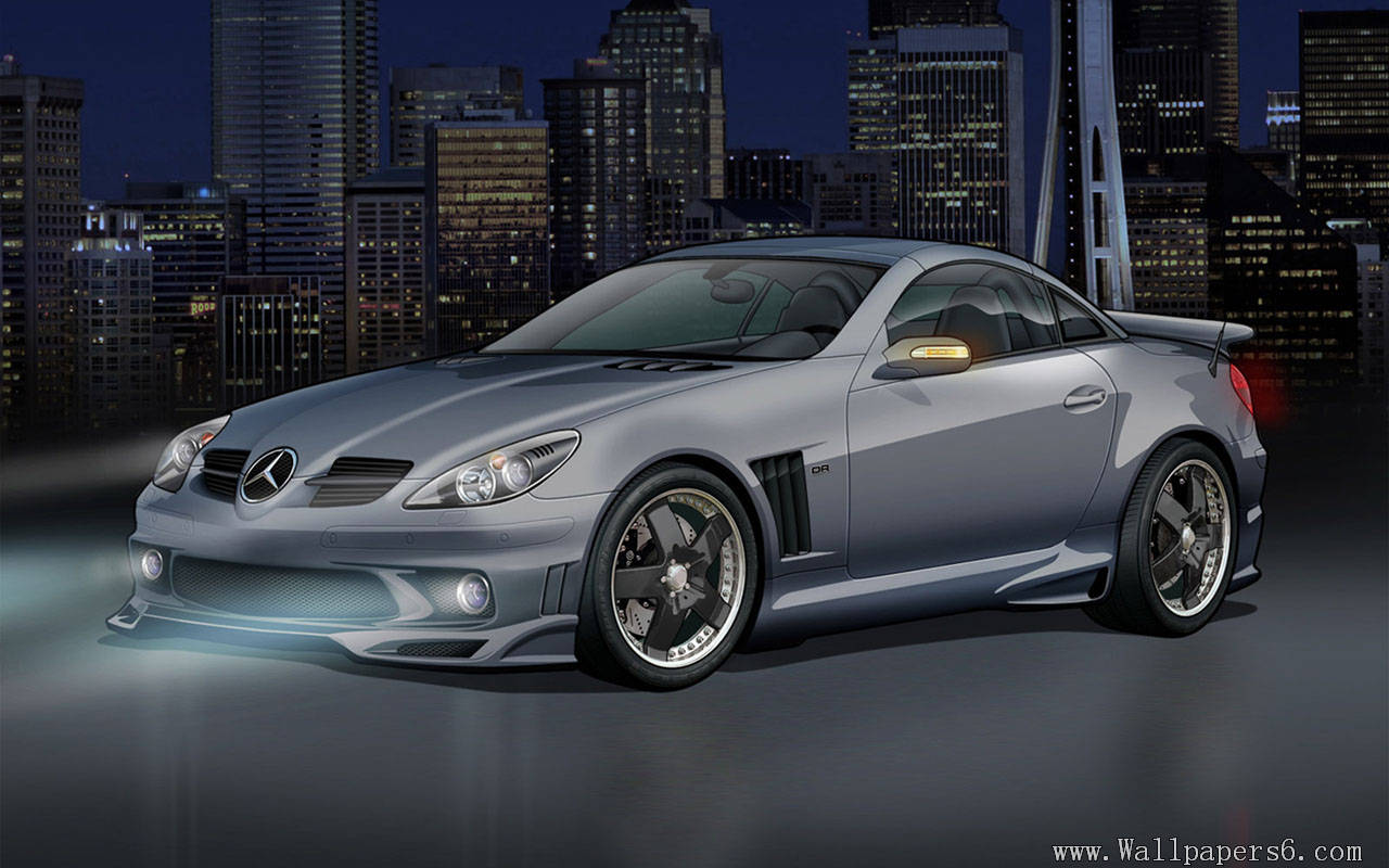 auto wallpapers custom slk car custom slk car wallpapers download 1280x800