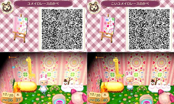 Animal Crossing Wallpaper And Flooring Qr Codes Wallpapershit