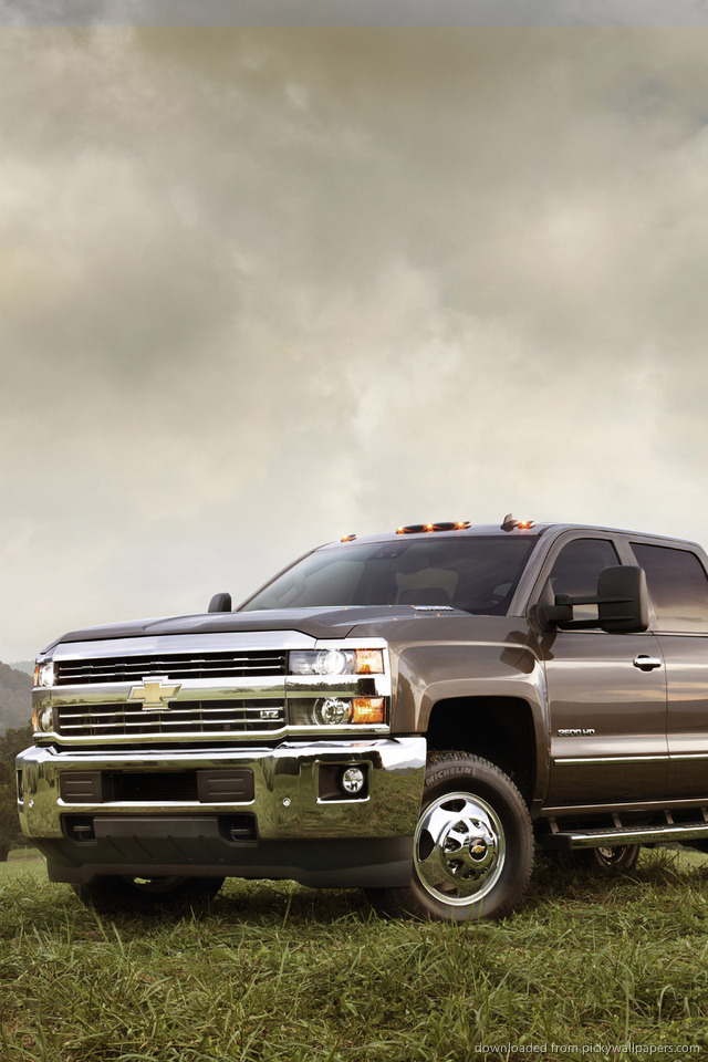 Chevy Silverado iPhone Wallpaper - WallpaperSafari