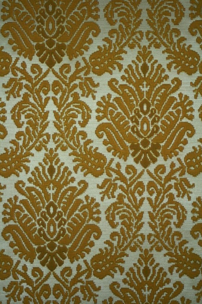 Velvet flocked wallpaper wallpapersafari for Flock wallpaper