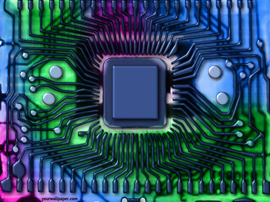 42   Computer Circuit Wallpaper On Wallpapersafari