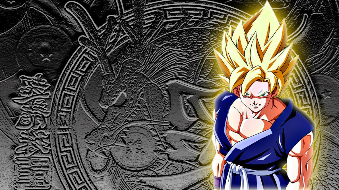 Goku Ssj Wallpapers wallpaper wallpaper hd background desktop 1192x670