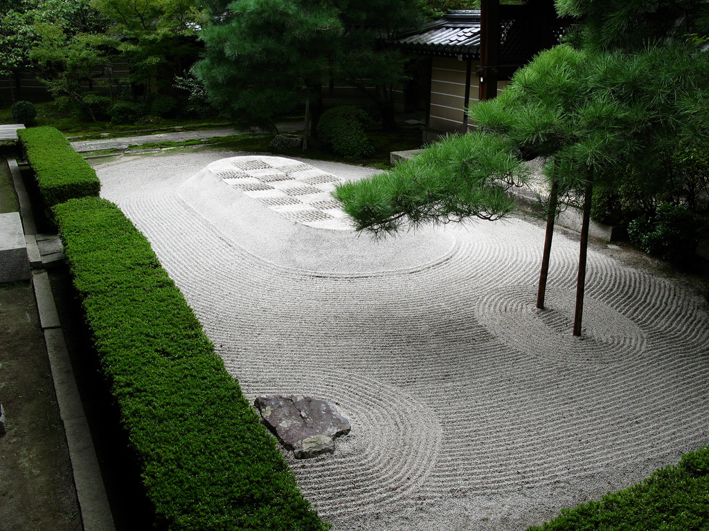Zen rock garden wallpaper - Zen Garden Wallpaper Hd 36 Freetopwallpaper Com