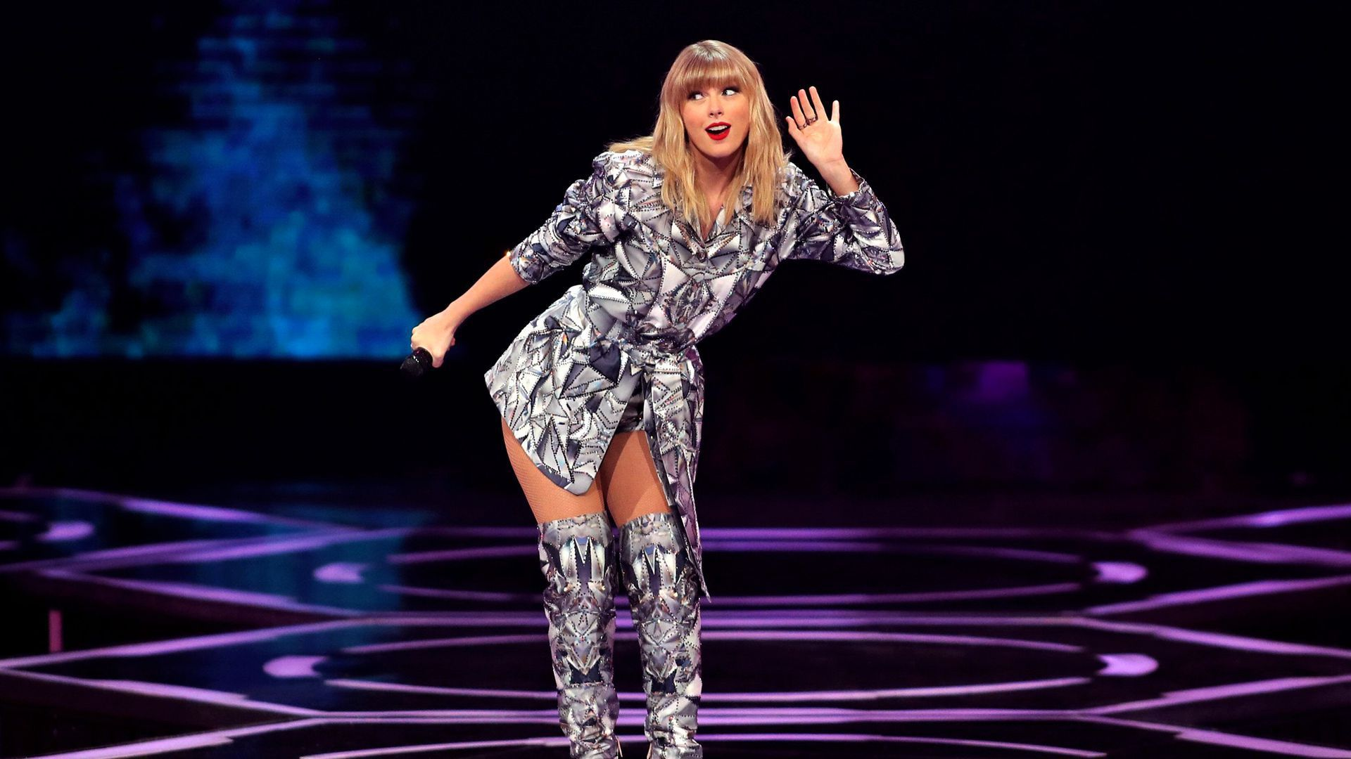 Taylor Swift crashes 2020 race with private equity broadside   Axios 1920x1080