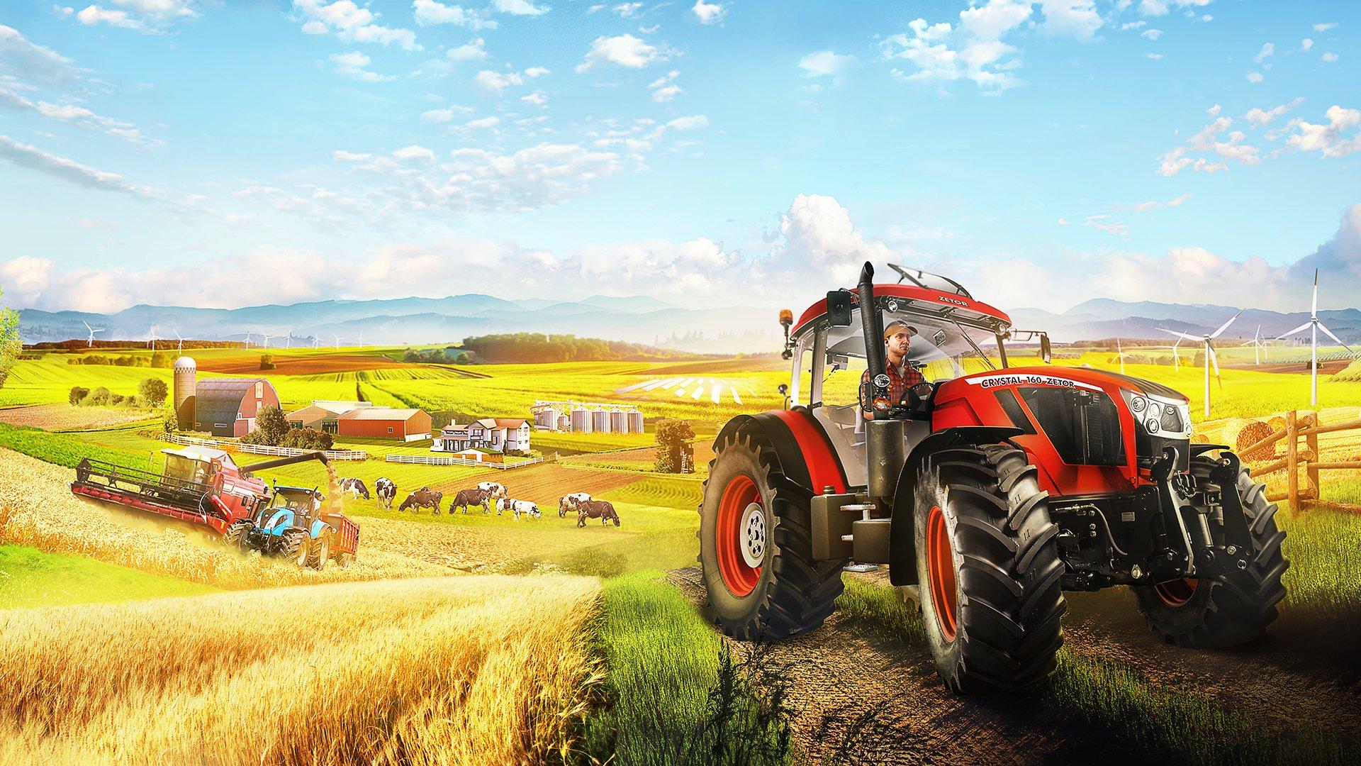 Pure Farming 2018 HD Wallpaper Background Image 1920x1080 ID 1920x1080