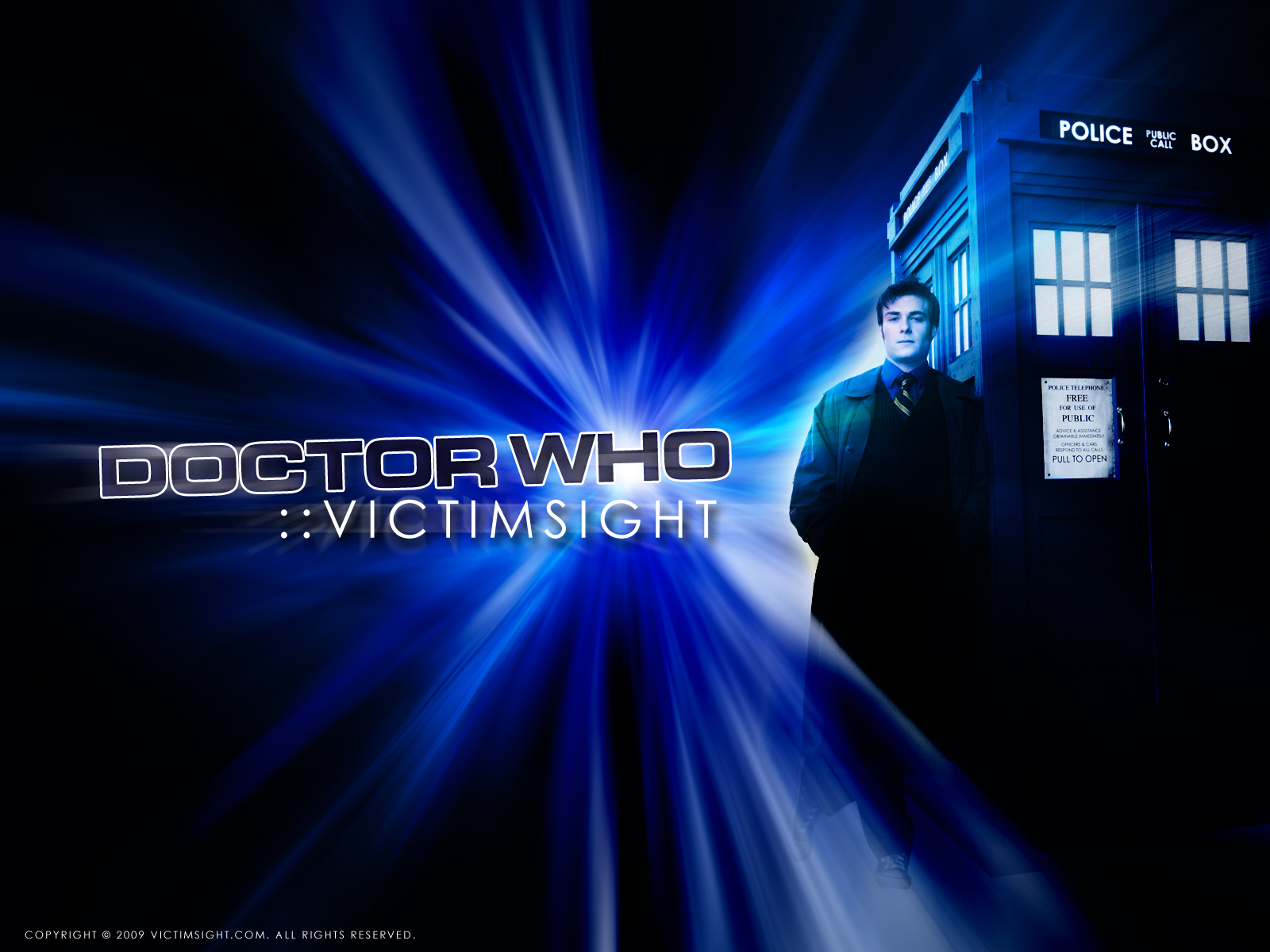 Doctor Who Desktop Wallpapers 1600x1200