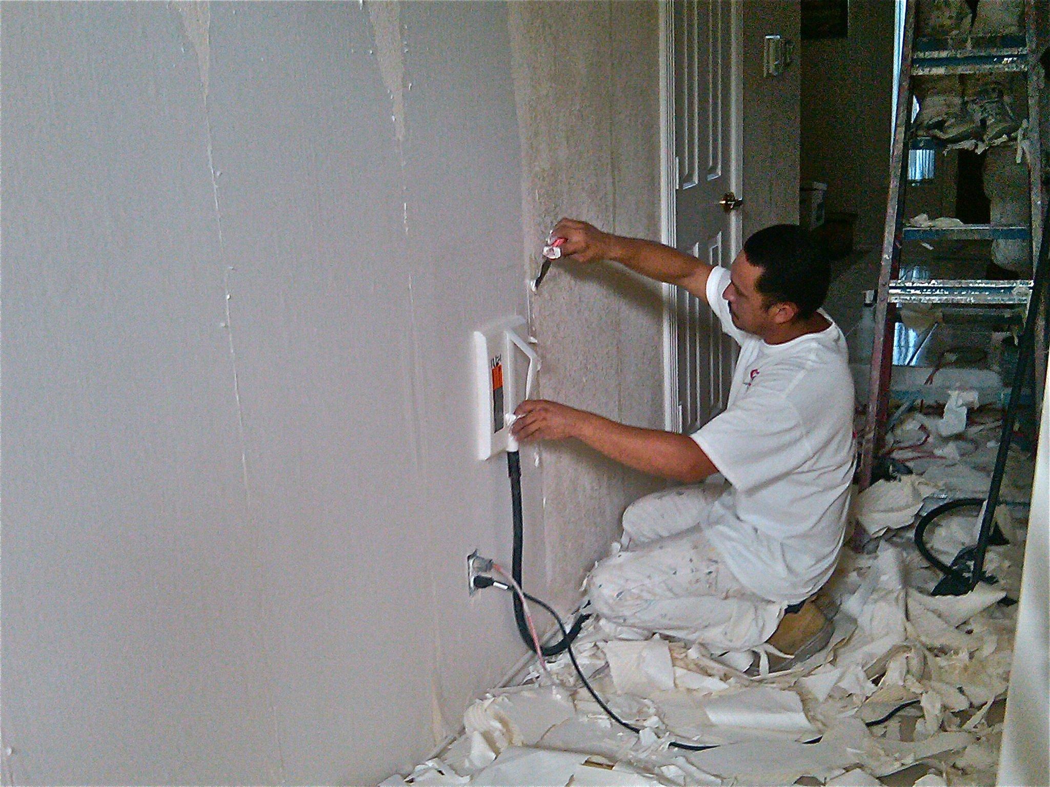 Wallpaper Removal 2048x1536