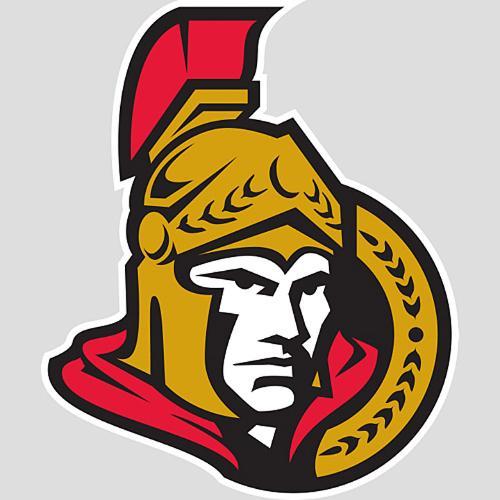 Wallpaper fathead Fathead NHL Players Logos Decal Ottawa Senators 500x500
