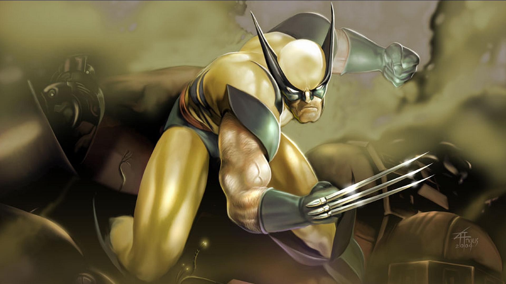 Wolverine Desktop Wallpaper Wallpapersafari