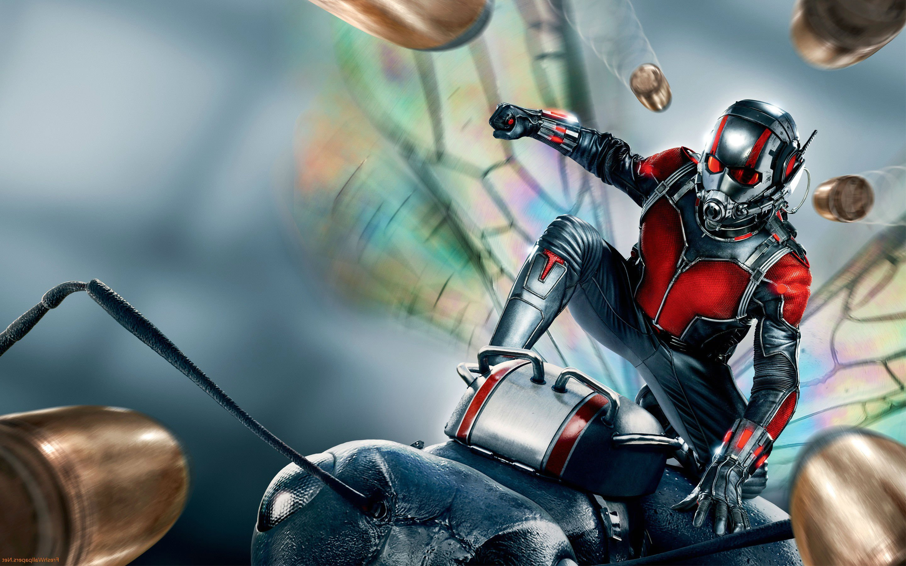 marvel comics disney hero 1antman warrior ant man wallpaper background 2880x1800