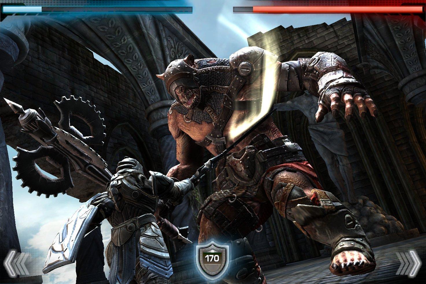 Infinity Blade desktop wallpaper 6 of 17 Video Game Wallpaperscom 1473x982