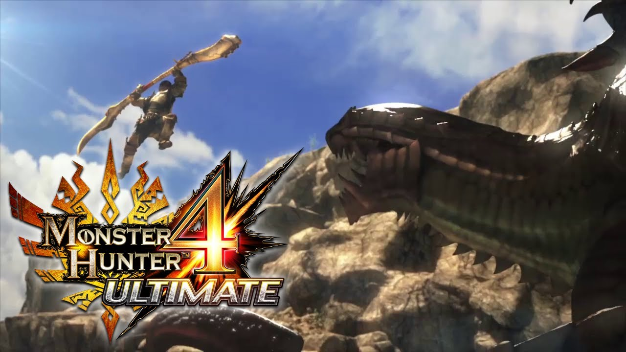 Monster Hunter 4 Ultimate   Nintendo 3DS   Videogiochi 1280x720