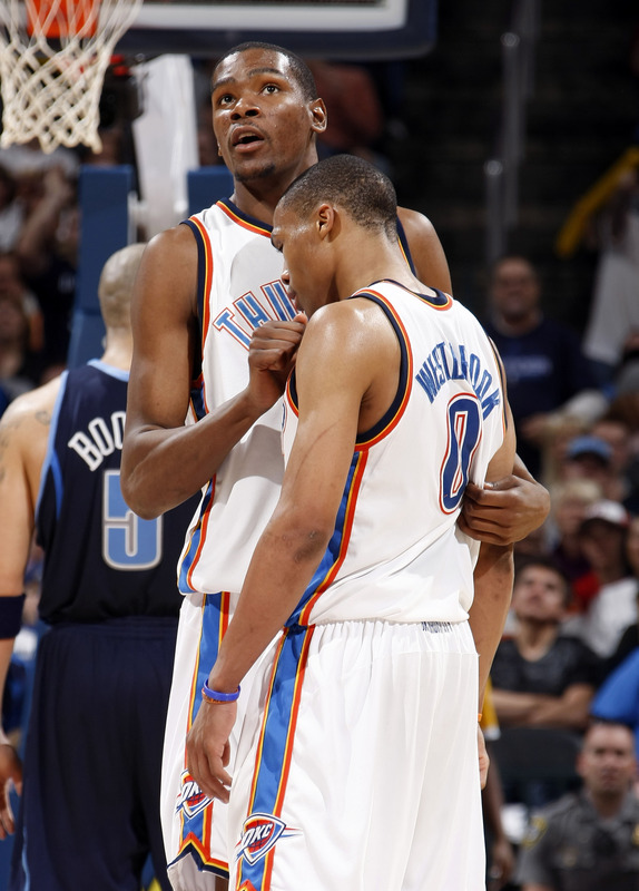 Kevin durant russell westbrook wallpaper wallpapersafari for Russell westbrook tattoo