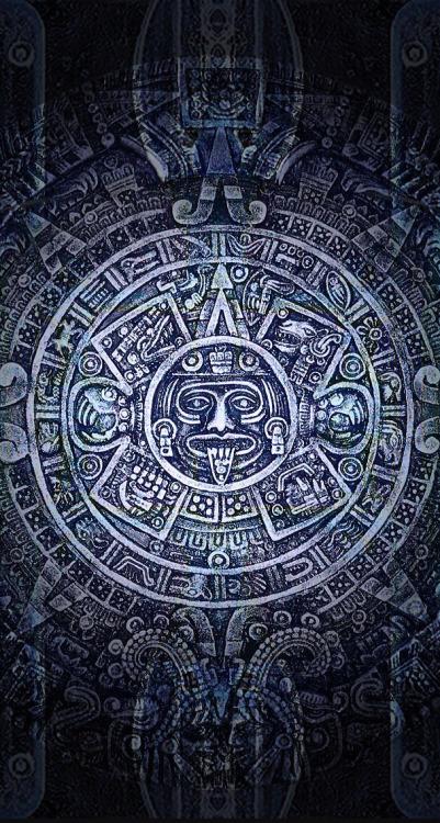 48 Aztec Wallpaper Tumblr On Wallpapersafari